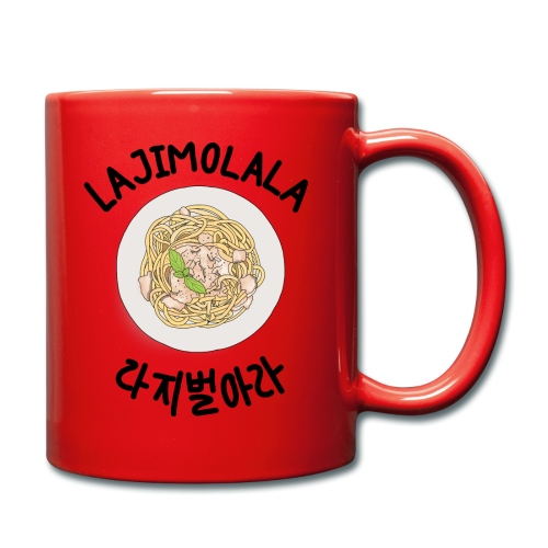 Lajimolala - Carbonara - Full Colour Mug