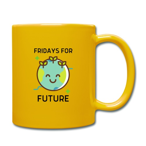 Fridays for Future LIGHT - Full Colour Mug