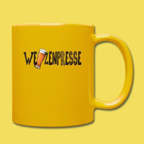 Weizenpresse - Tasse einfarbig