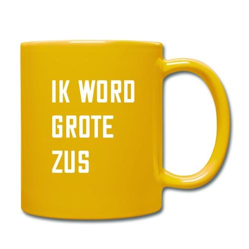 IK WORD GROTE ZUS - Mok uni