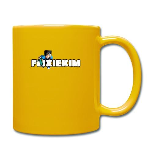 Flixiekim - Enfärgad mugg
