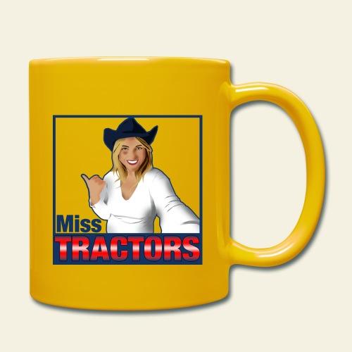 Miss Tractors Logo - Tazza monocolore