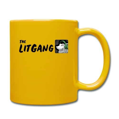 LitGang - Full Colour Mug