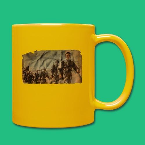legionnaire desert jaune - Mug uni