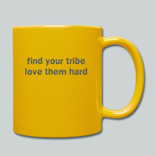Find Your Tribe - Enfärgad mugg