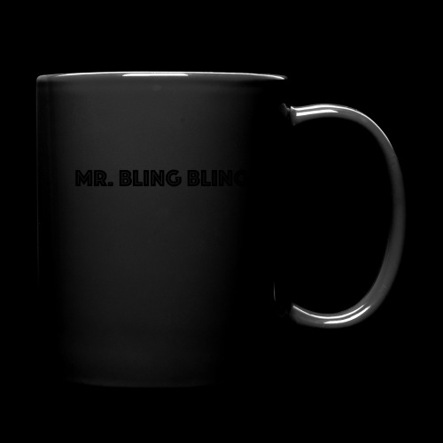 bling bling - Tasse einfarbig