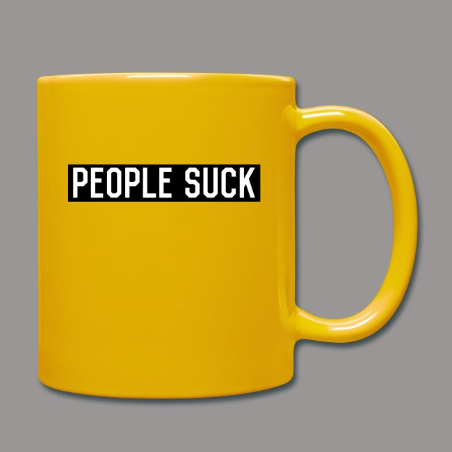 People Suck