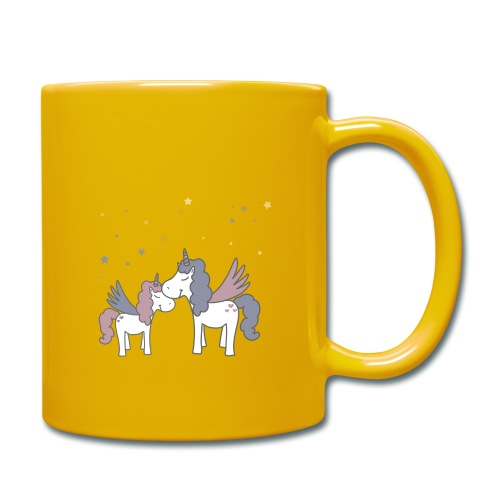 Little Unicorn - Tasse einfarbig