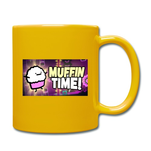 Its Muffin Time 2 - Tasse einfarbig