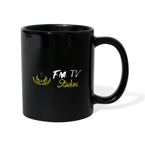 FM TV STUDIOS PREMIUM - Taza de un color