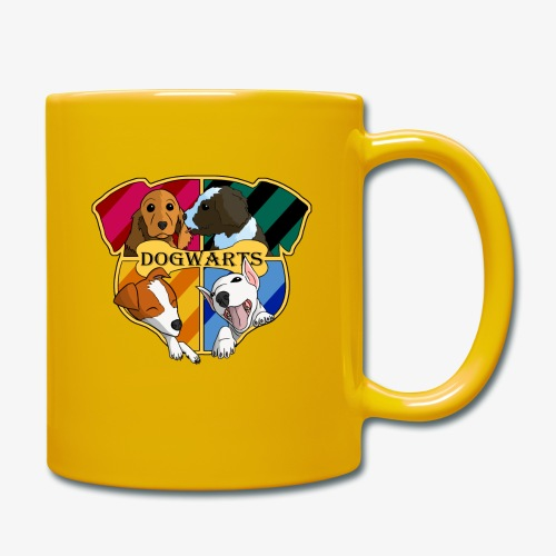 Dogwarts Logo - Full Colour Mug