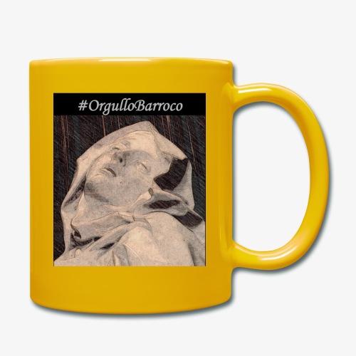 #OrgulloBarroco Teresa dibujo - Taza de un color