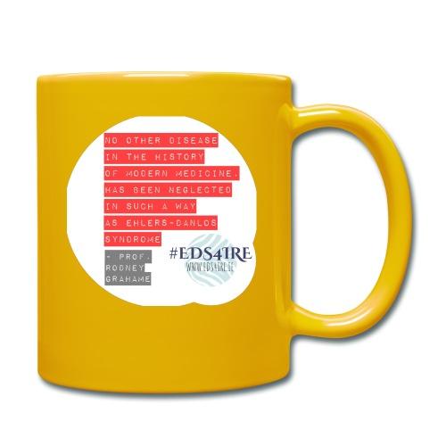 Rodney Grahame Quote #EDS4IRE - Full Colour Mug