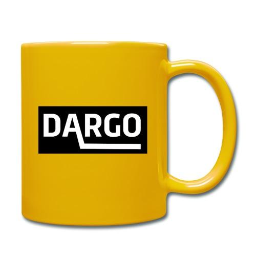 DARGO Primal (accessori) - Tazza monocolore