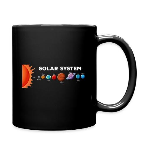 SOLAR SYSTEM - Tazza monocolore