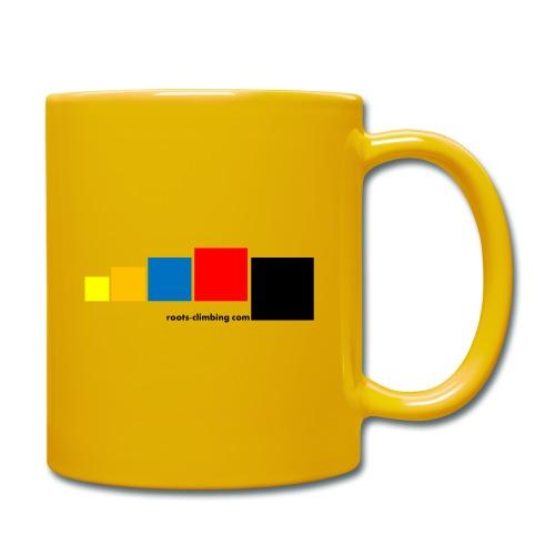Fontainebleau Bouldering Circuits - Full Colour Mug