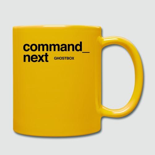 Command next – Ghostbox Staffel 2 - Tasse einfarbig