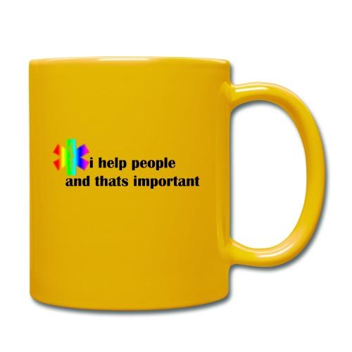 i help people - Mok uni