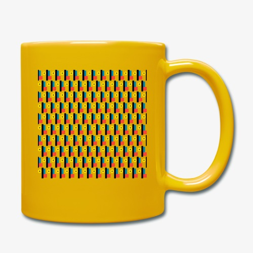 BAUHAUS all over - Mug uni