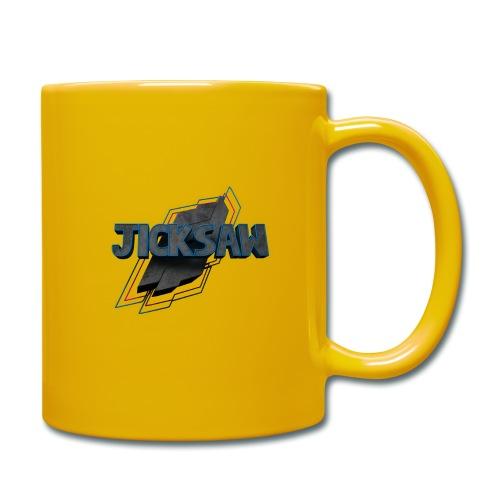 Jicksaw - Logo Merch - Tasse einfarbig