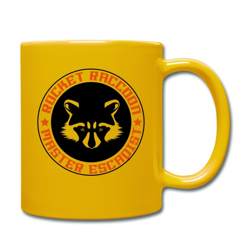Rocket raccoon logo full - Mug uni