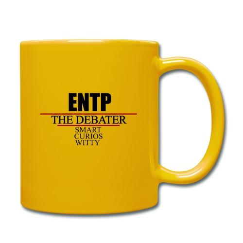 ENTP - Enfärgad mugg