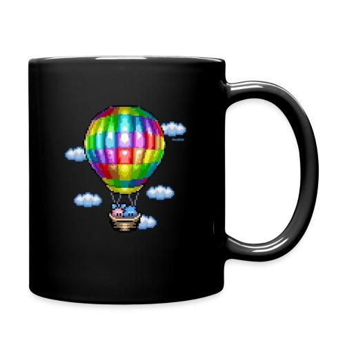 Heißluftballon - Tasse einfarbig