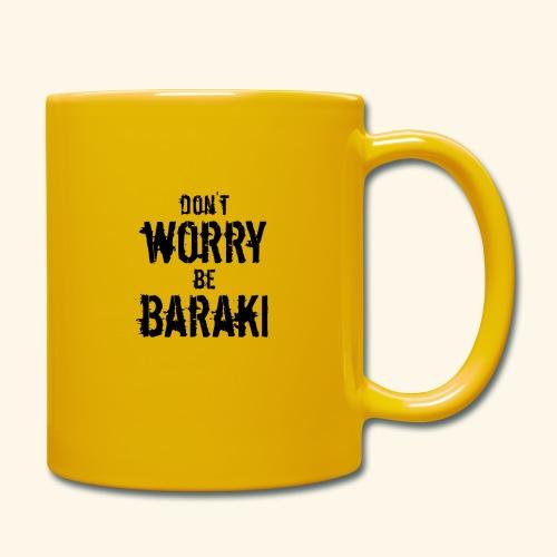 Be Baraki (Noir) - Mug uni