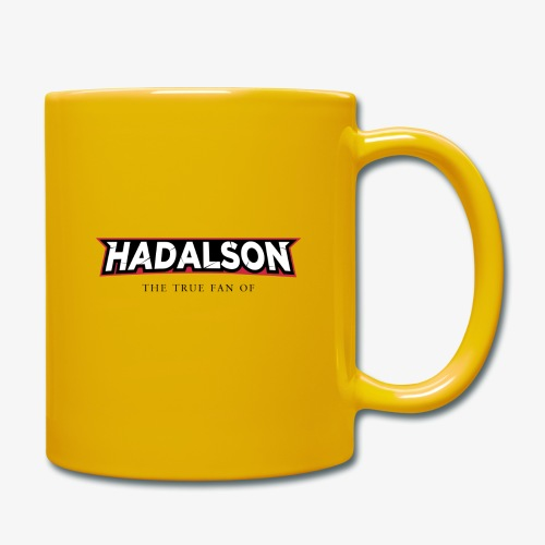 The True Fan Of Hadalson - Full Colour Mug