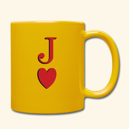 Valet de trèfle - Jack of Heart - Reveal - Mug uni