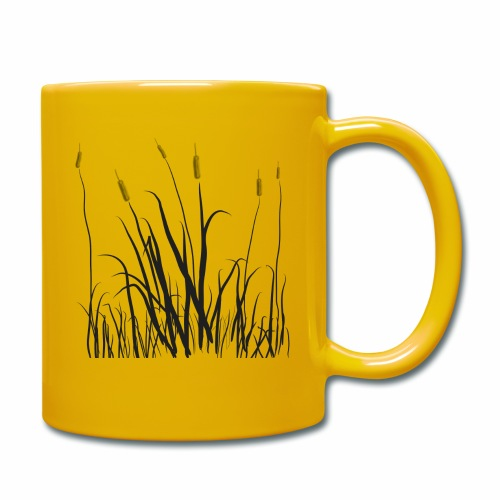 The grass is tall - Tazza monocolore