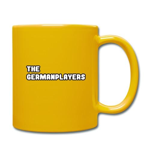TheGermanPlayers Schridt - Tasse einfarbig