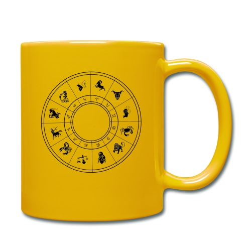 zodiac - Full Colour Mug