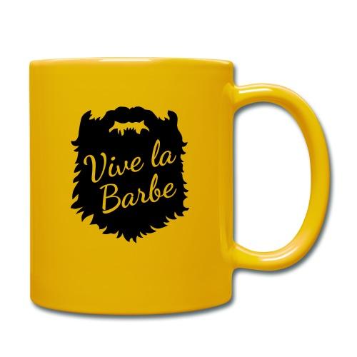 T-Shirt Barbe : Vive la Barbe - QueBellissimo - Mug uni