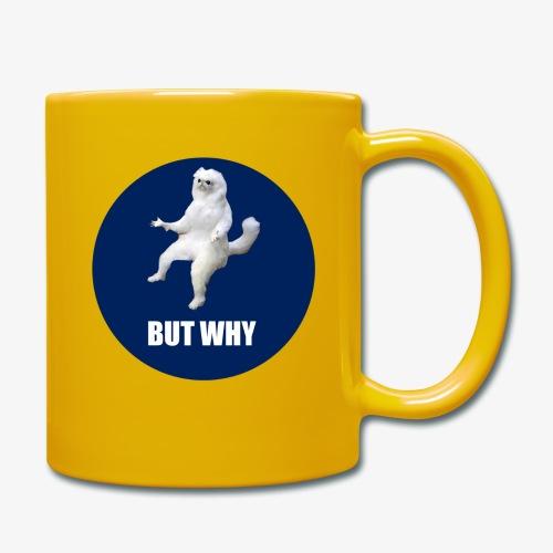 BUTWHY - Full Colour Mug