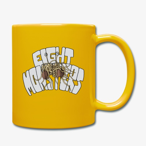 Eight Monsters - Mug uni