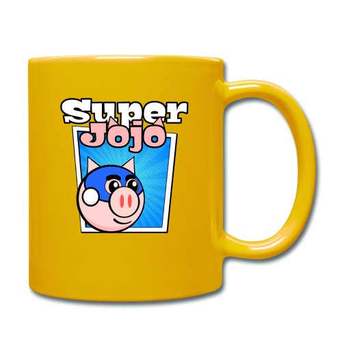 Super Jojo Game Icon - Full Colour Mug