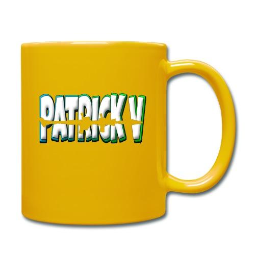 Patrick V Name - Full Colour Mug