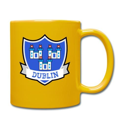 Dublin - Eire Apparel - Full Colour Mug