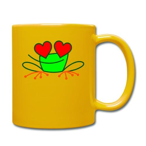 Frog in Love - Full Colour Mug