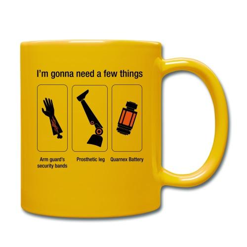 Rocket citation Few things gardiens - Mug uni