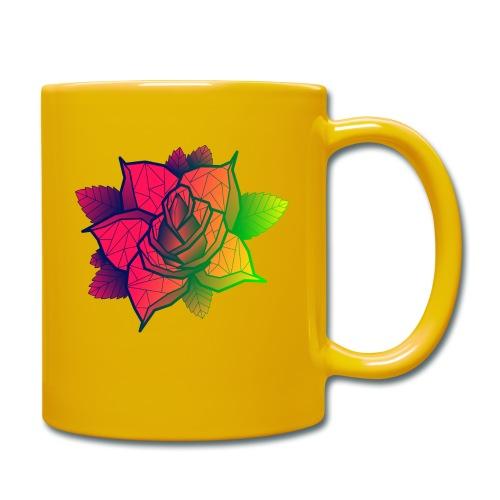 rose tricolore - Mug uni
