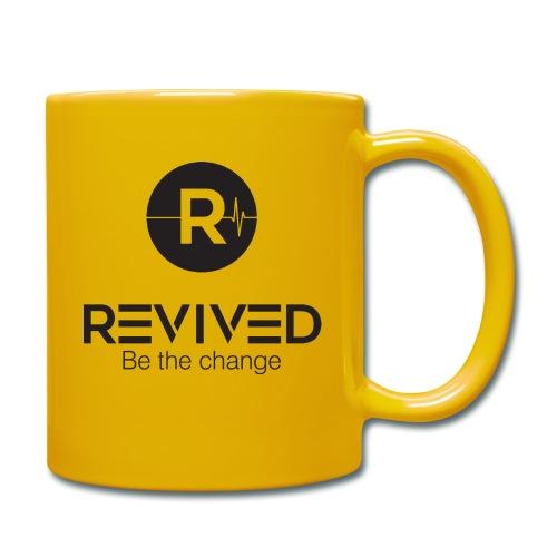 Revived be the change - Full Colour Mug