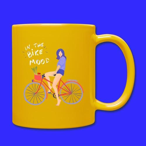 In the Bike mood - Mug uni