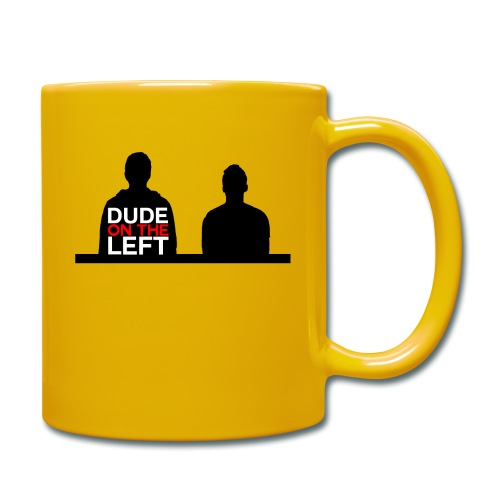 LEFT. - Full Colour Mug