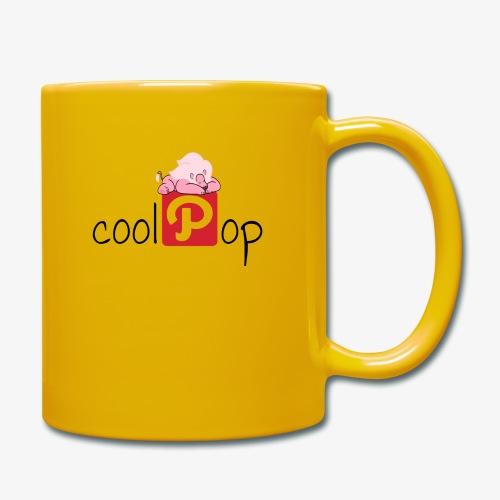 coolpop Logo - Taza de un color