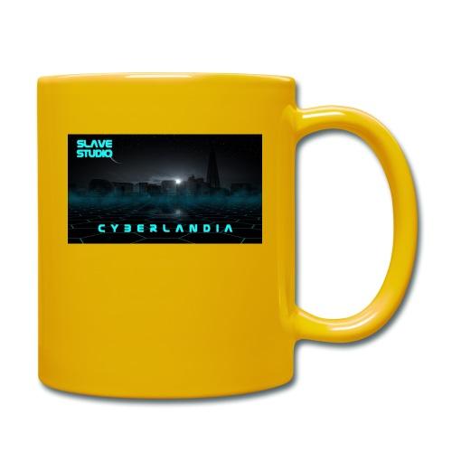 Cyberlandia - Tazza monocolore