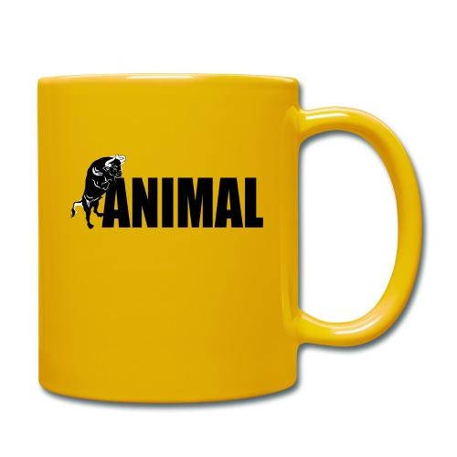 animal palestra - Tazza monocolore