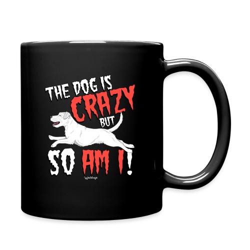 parsoncrazy4 - Full Colour Mug