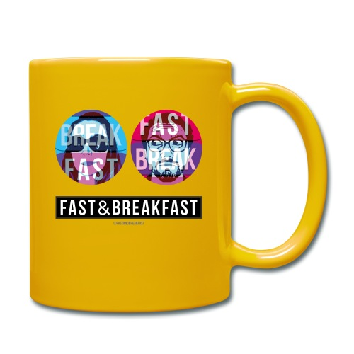 Fast And Breakfast - Mug uni